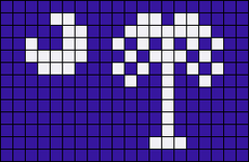 Alpha pattern #83993