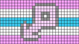 Alpha pattern #84003