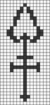 Alpha pattern #84007