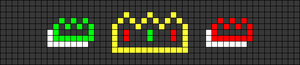 Alpha pattern #84023