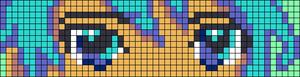 Alpha pattern #84025