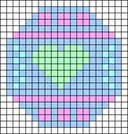 Alpha pattern #84039