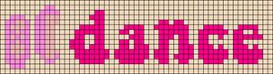 Alpha pattern #84044