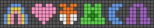 Alpha pattern #84051