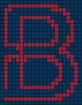 Alpha pattern #84081