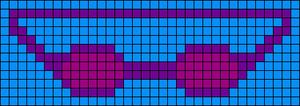 Alpha pattern #84088