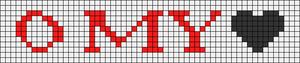 Alpha pattern #84093