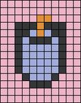 Alpha pattern #84096