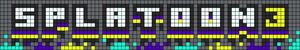 Alpha pattern #84102