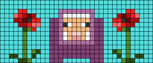 Alpha pattern #84103