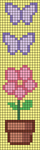 Alpha pattern #84120