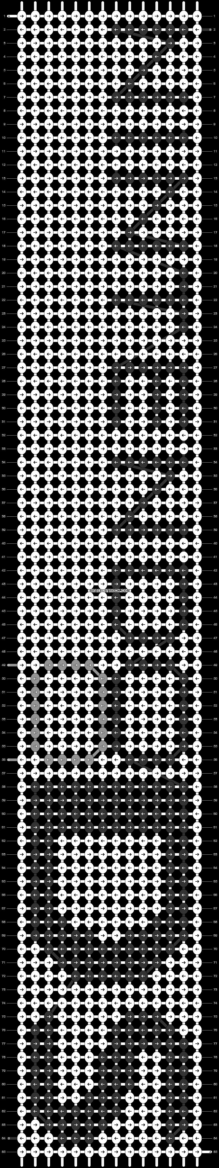 Alpha pattern #84139 pattern