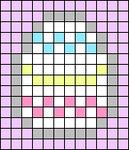 Alpha pattern #84152