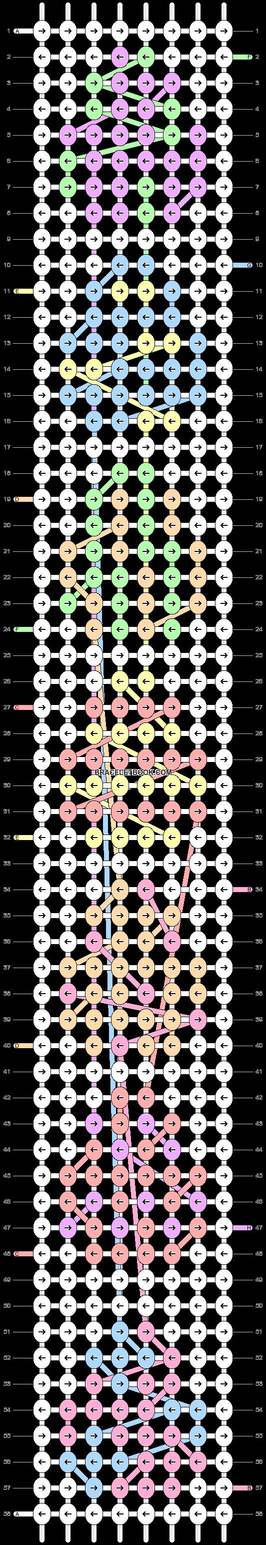 Alpha pattern #84174 pattern
