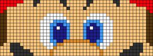 Alpha pattern #84175