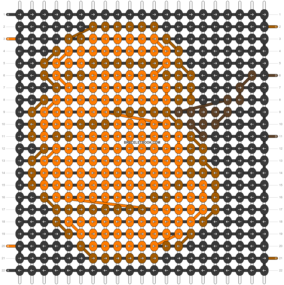 Alpha pattern #84180 pattern