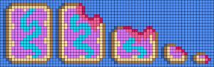 Alpha pattern #84192