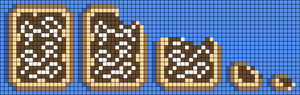 Alpha pattern #84193
