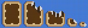 Alpha pattern #84195