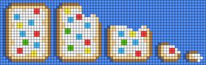Alpha pattern #84202