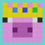 Alpha pattern #84204