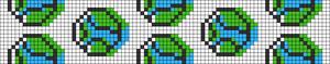 Alpha pattern #84208