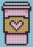 Alpha pattern #84214