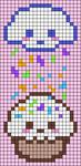 Alpha pattern #84215