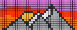 Alpha pattern #84216
