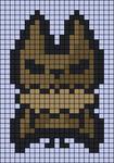 Alpha pattern #84237