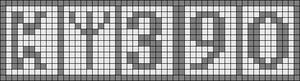 Alpha pattern #84243