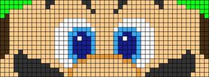 Alpha pattern #84254