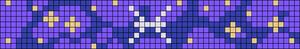 Alpha pattern #84259