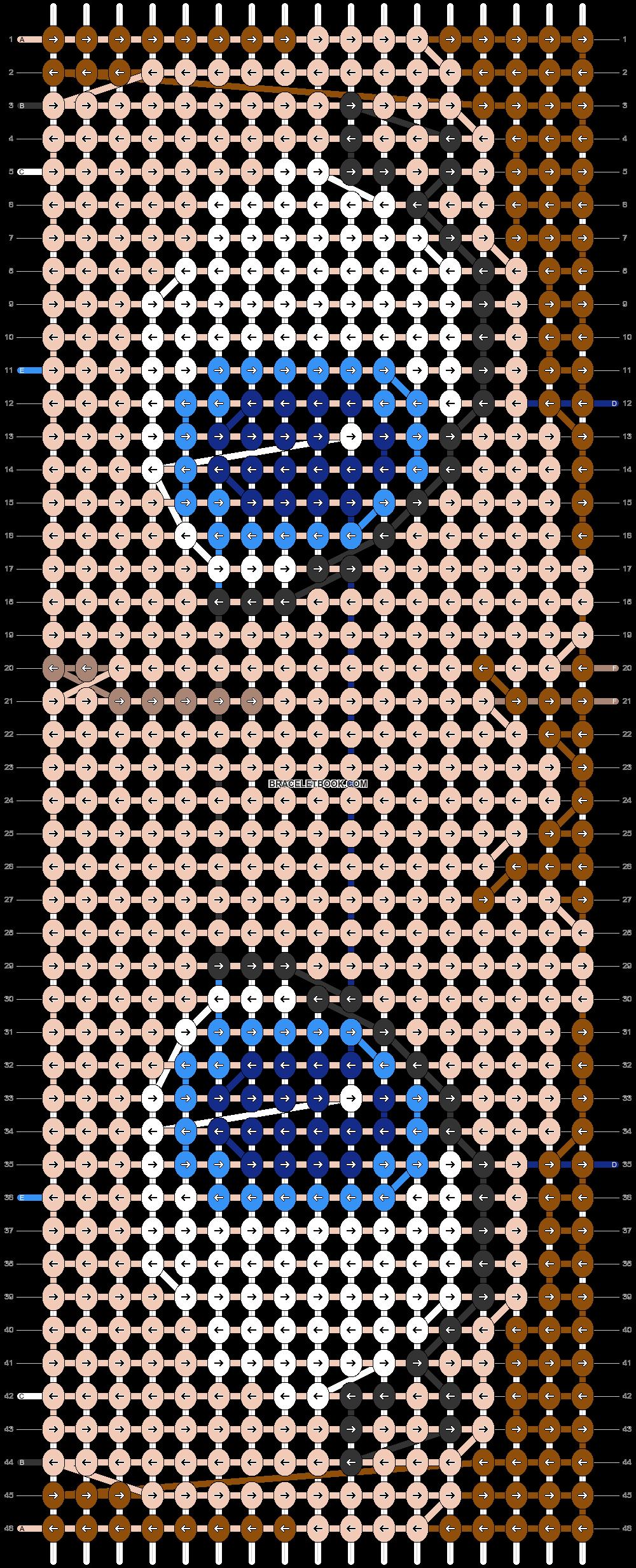 Alpha pattern #84271 pattern