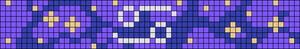 Alpha pattern #84274