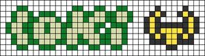Alpha pattern #84278