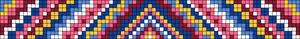 Alpha pattern #84288