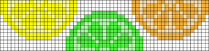 Alpha pattern #84292
