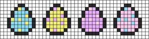 Alpha pattern #84303