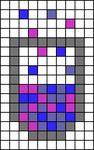 Alpha pattern #84307