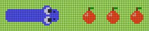 Alpha pattern #84325
