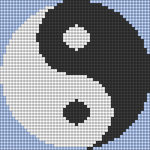 Alpha pattern #84345