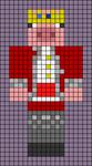 Alpha pattern #84347