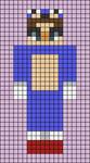 Alpha pattern #84352