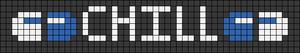 Alpha pattern #84357