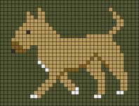 Alpha pattern #84365