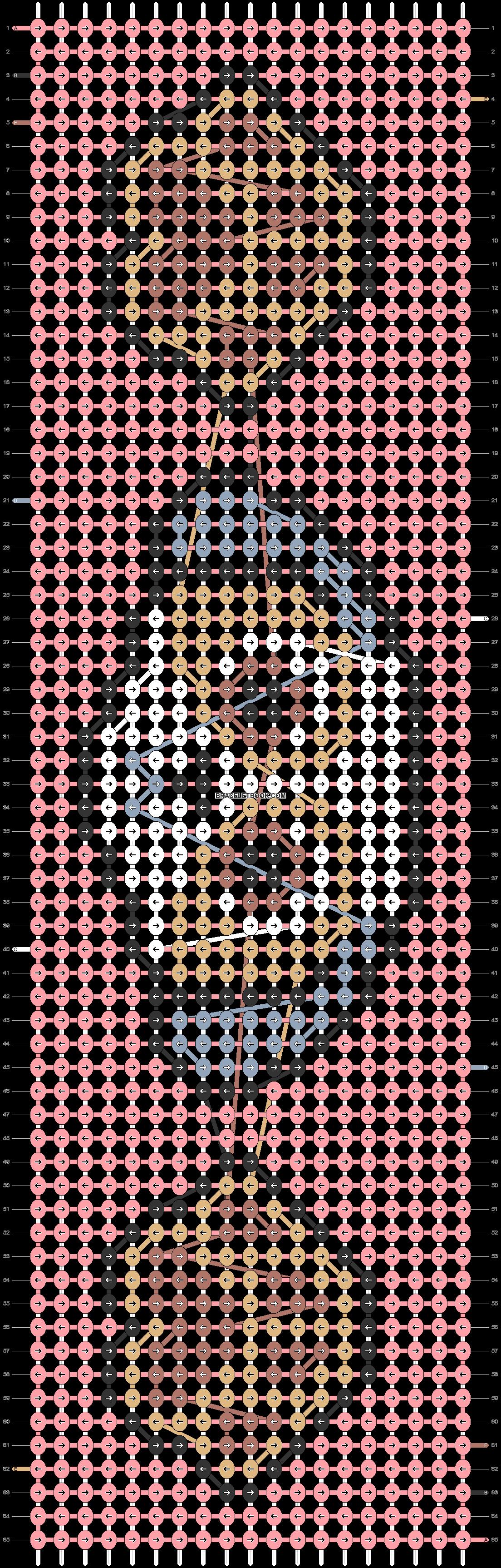 Alpha pattern #84377 pattern