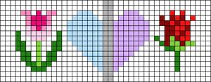 Alpha pattern #84384