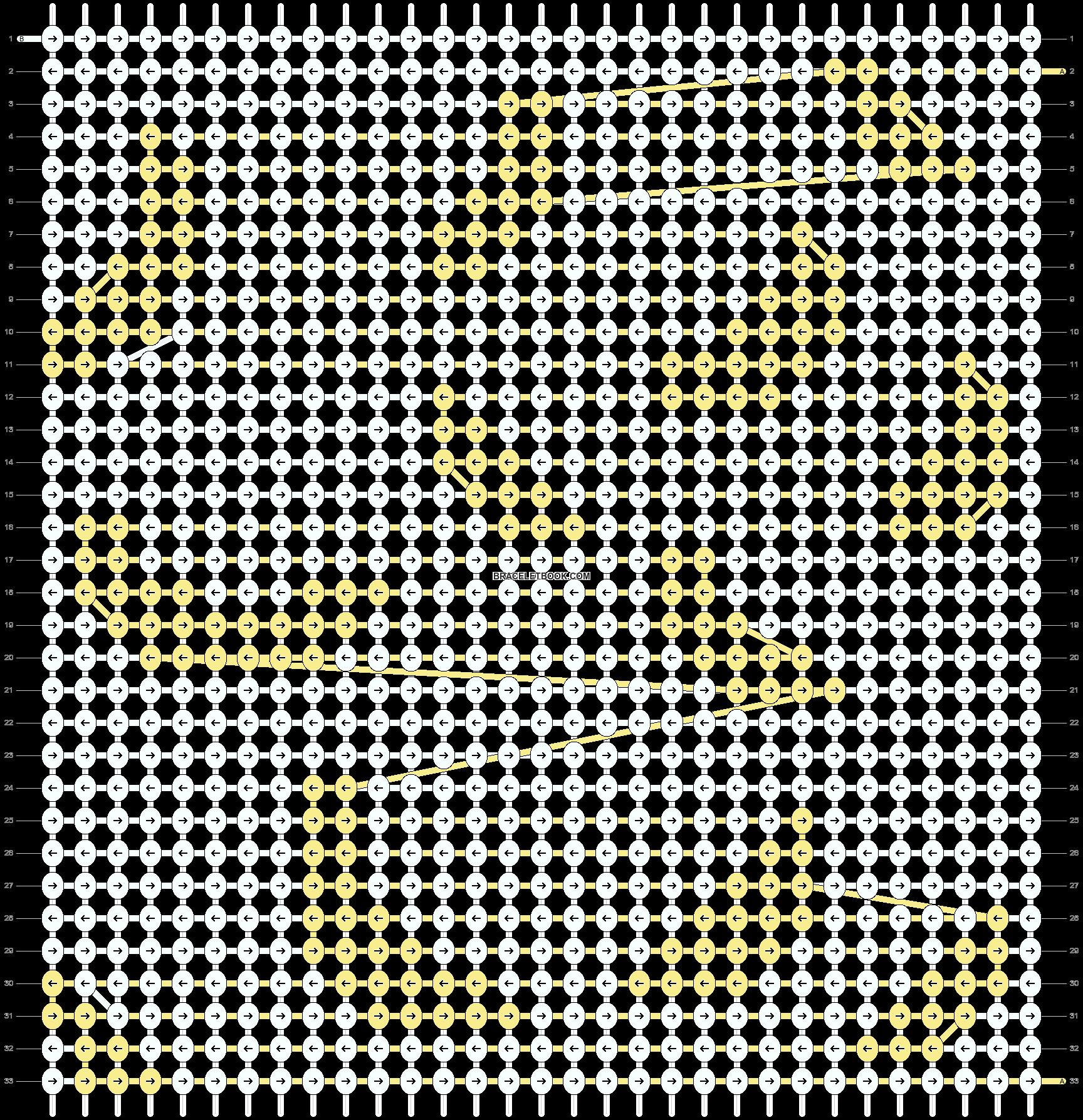 Alpha pattern #84404 pattern
