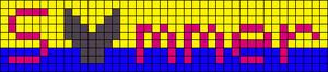 Alpha pattern #84406